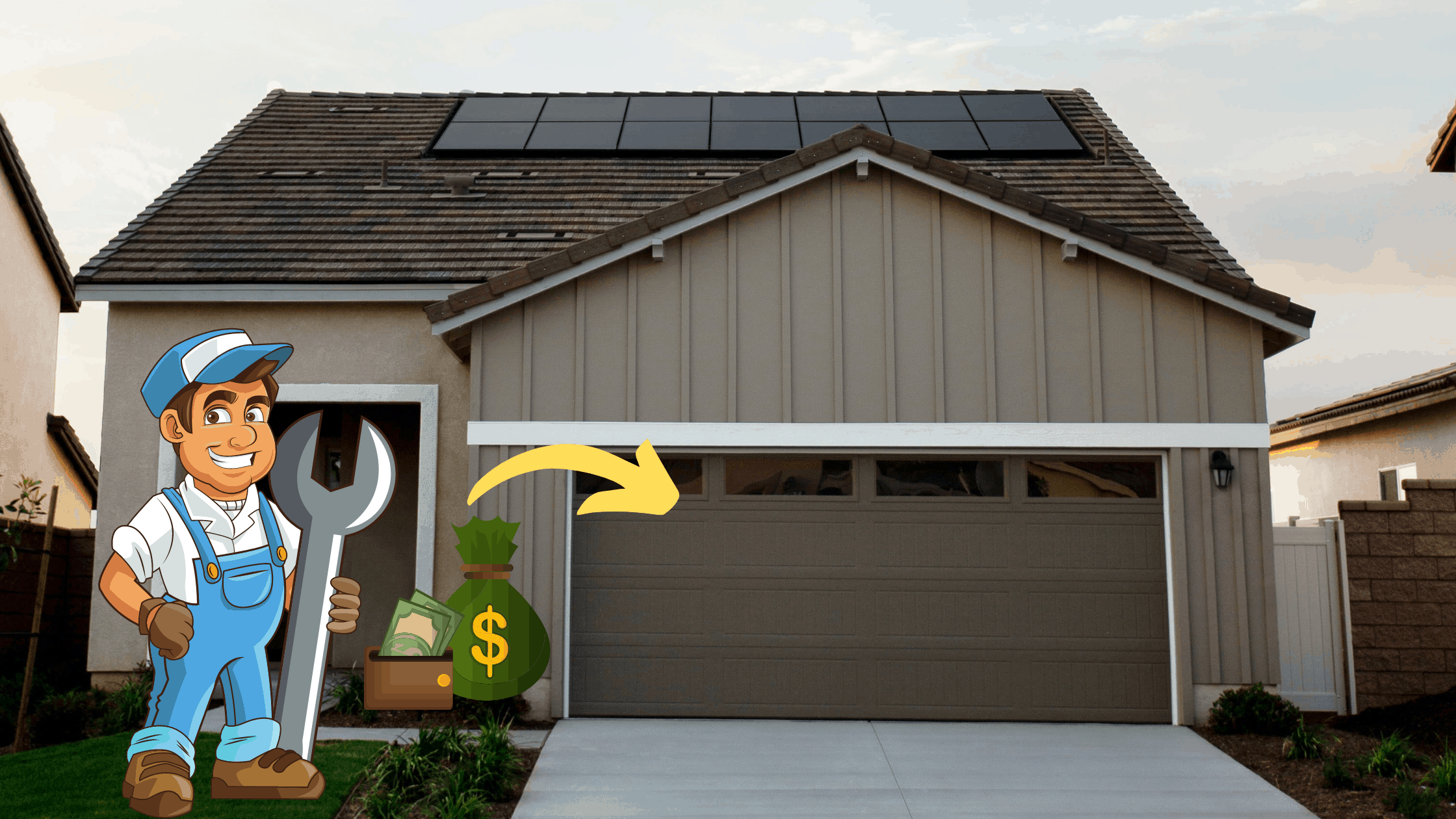 How Much Does It Cost To Build A Garage: Attach, Detach Per Square Foot?