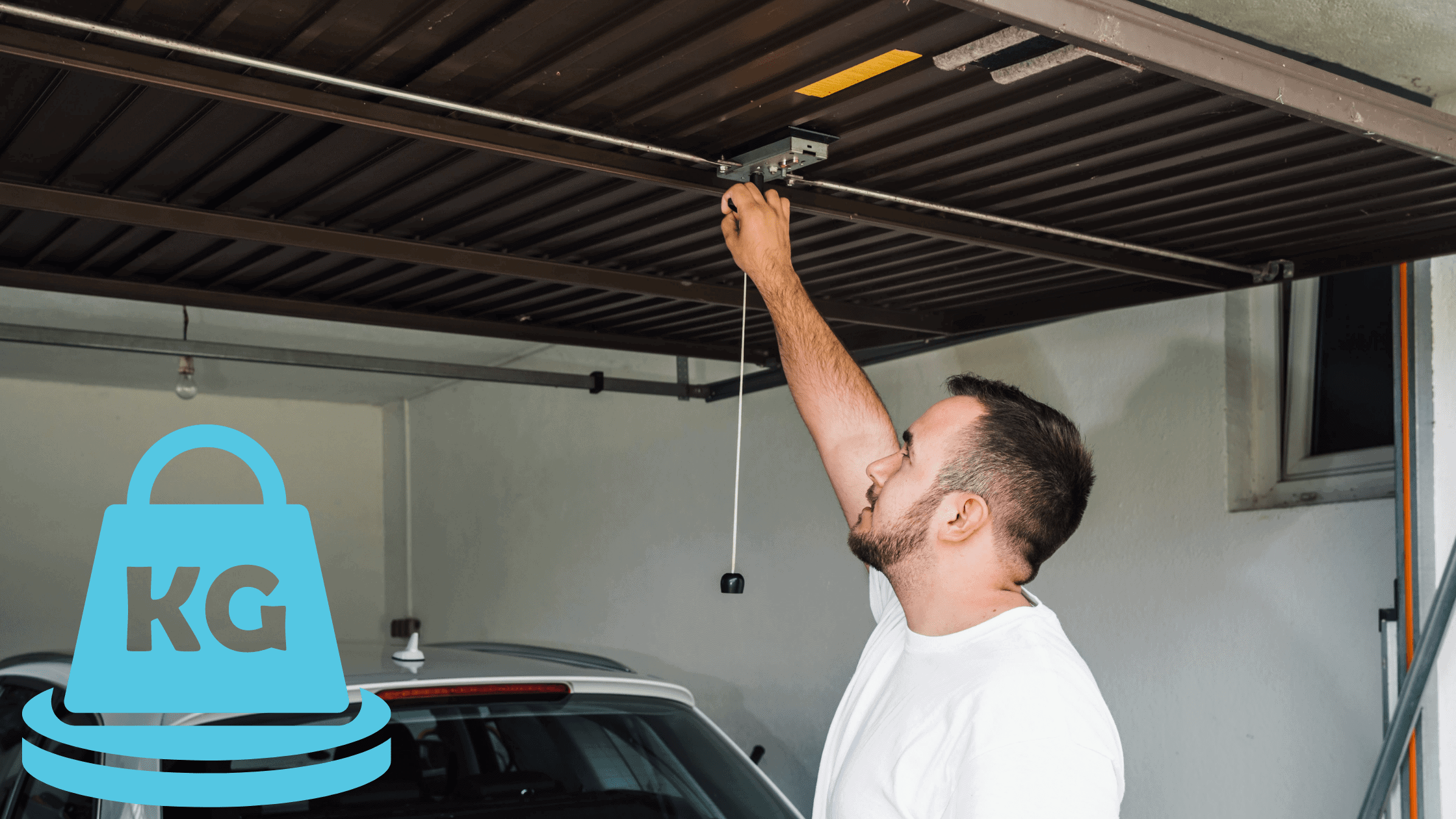 How Much Does A Garage Door Weight: Complete Guide!