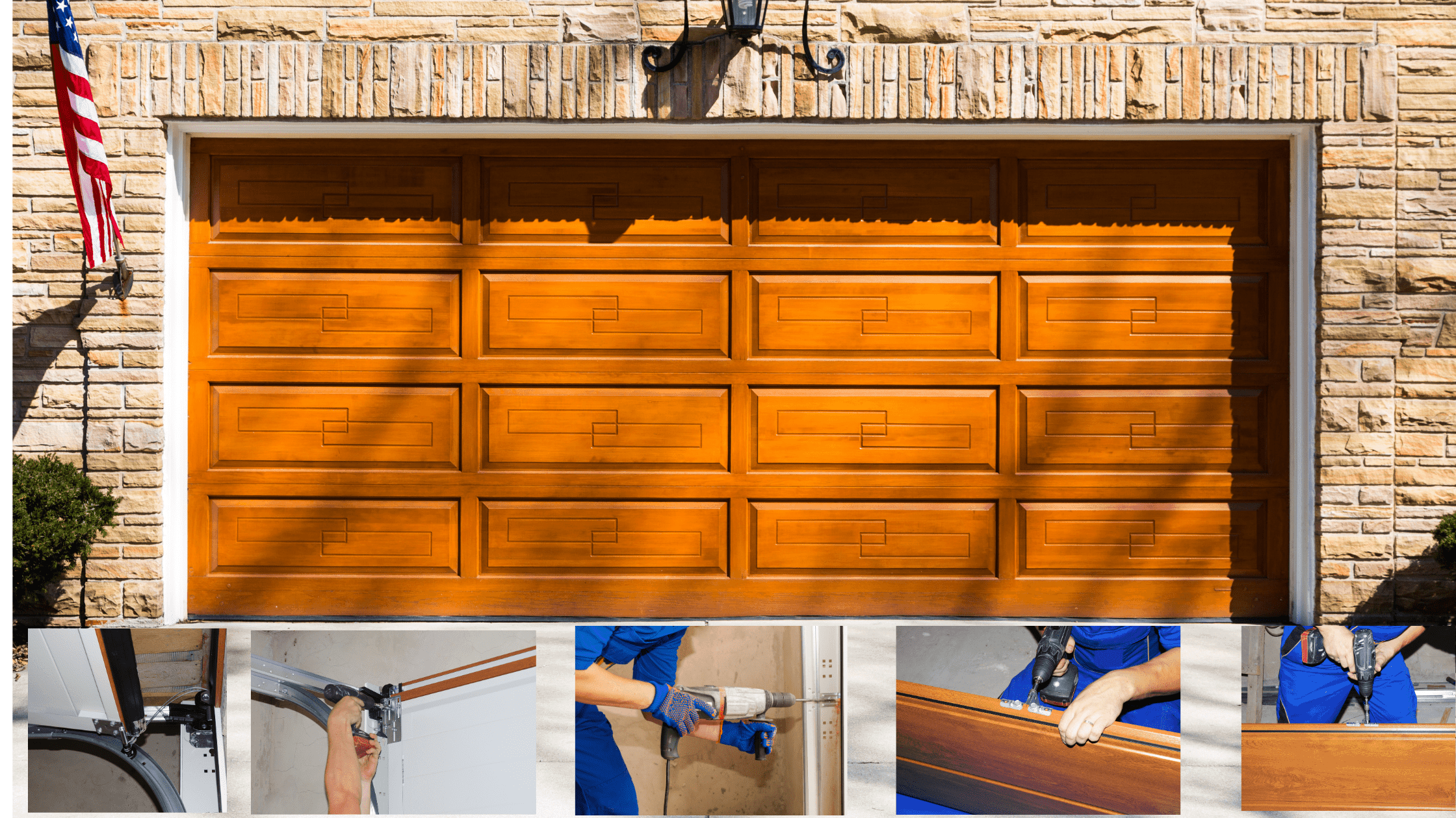 how to install garage door diy ti[s complete strp by step guide