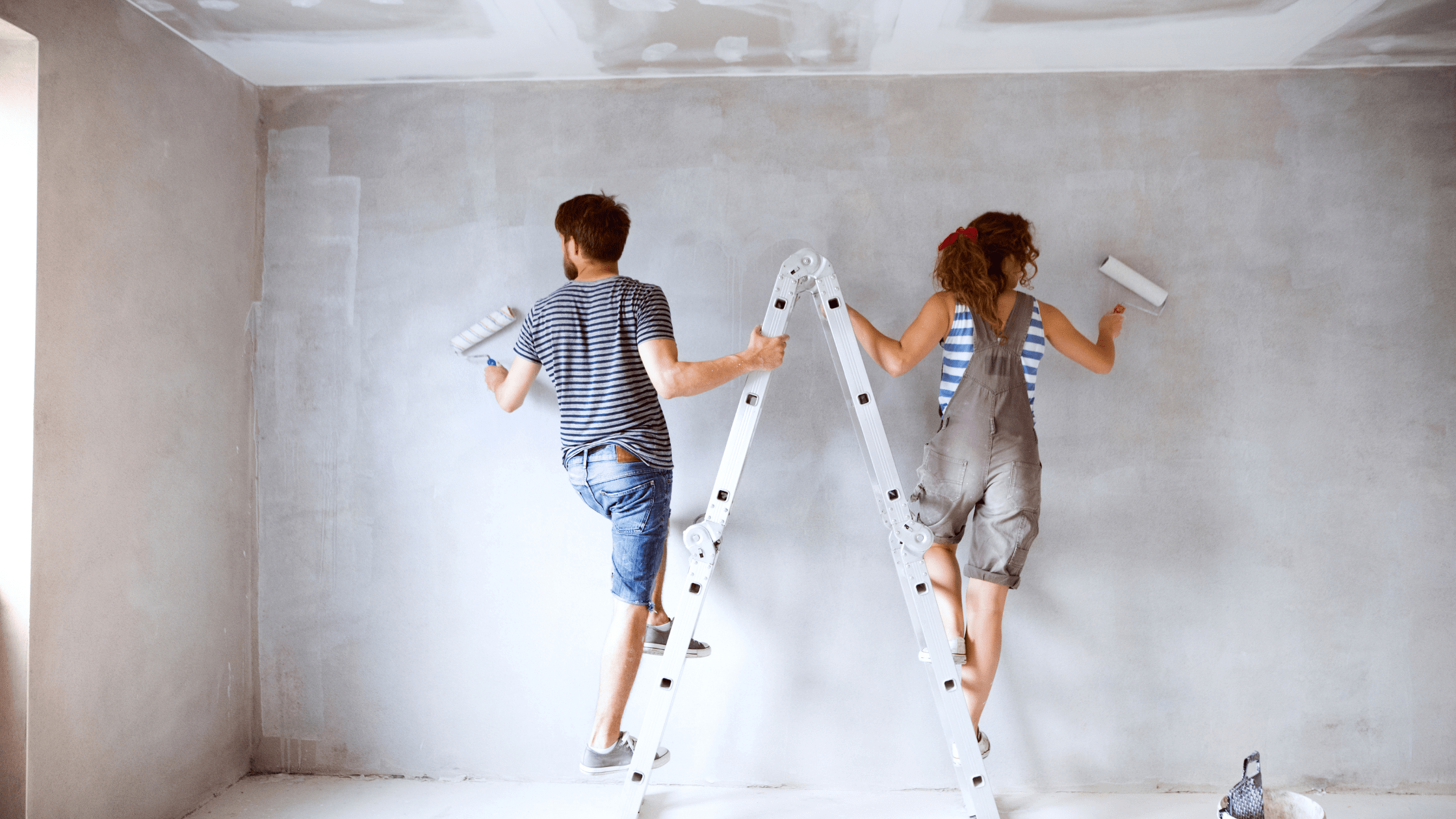How To Paint Garage Walls Step By Step: DIY Easy And Quick Tips